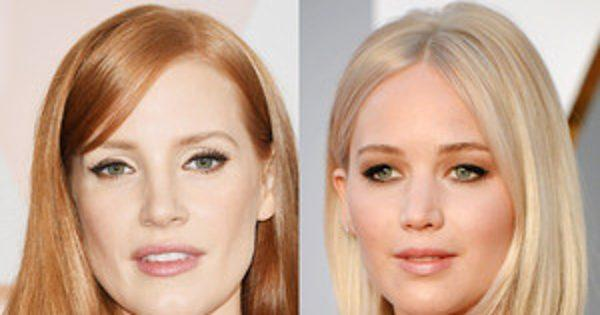 Jessica Chastain Denies Jennifer Lawrence Rivalry, Wants