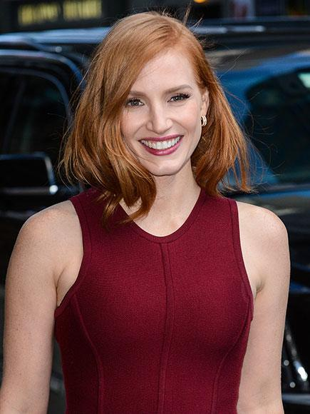 Jessica Chastain on Gender Equality in Hollywood: 'Sometimes