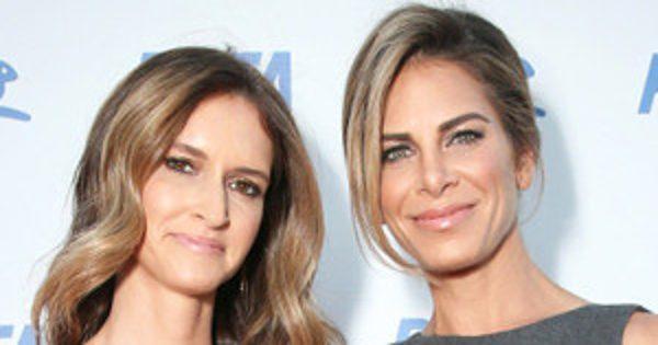 Jillian Michaels Is Engaged to Heidi Rhoades! Watch the Just