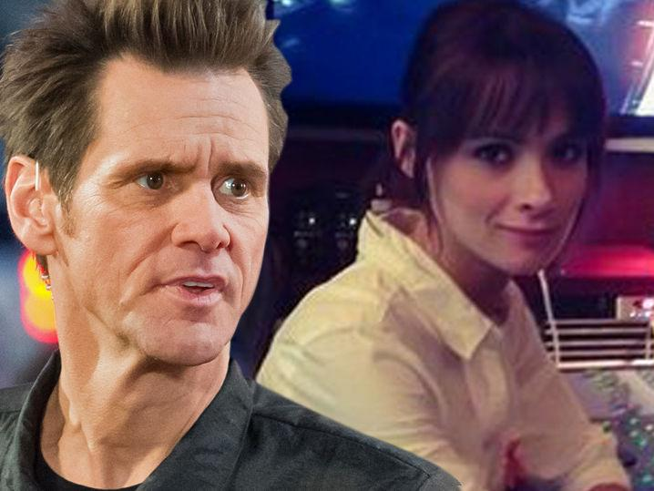 Jim Carrey -- Std Allegations Are False ... Made by  My Ex's Sham 'Husband'