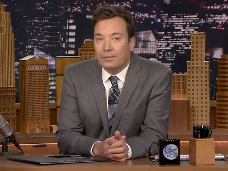 Jimmy Fallon Donates $10,000 to Flint Charity During City's
