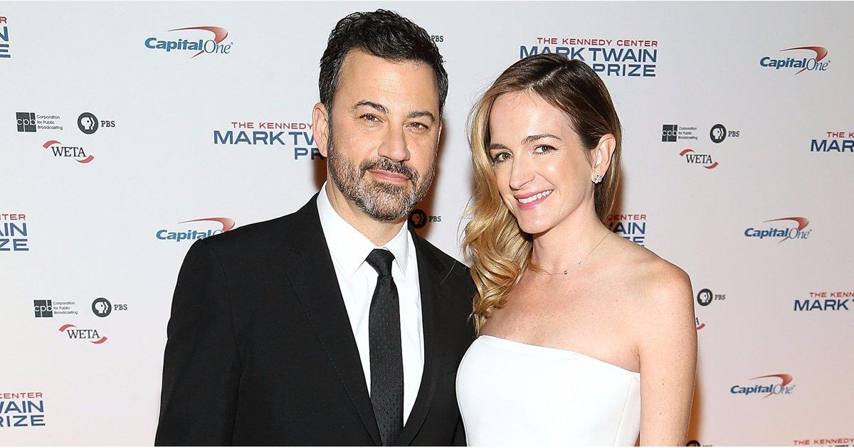 Jimmy Kimmel Is Going to Be a Dad Again
