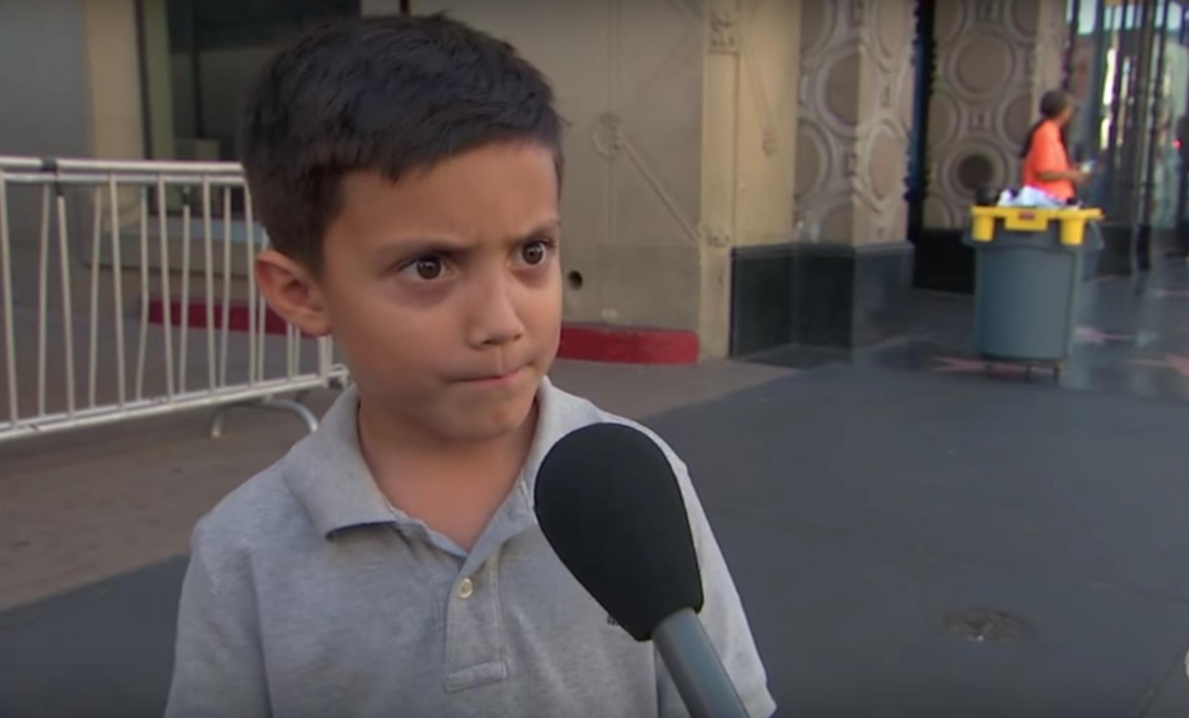 'Jimmy Kimmel Live': Even Little Kids Can't Believe Donald Trump Was Elected President