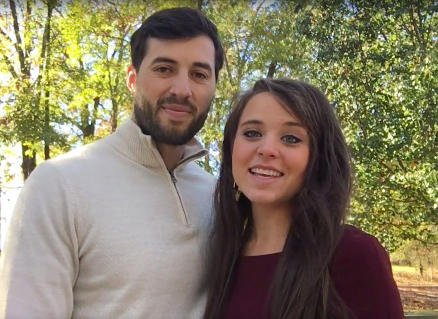 Jinger and Jeremy Vuolo    Are Enjoying Their Honeymoon '   '  Watch the    First Message From the Married Couple
