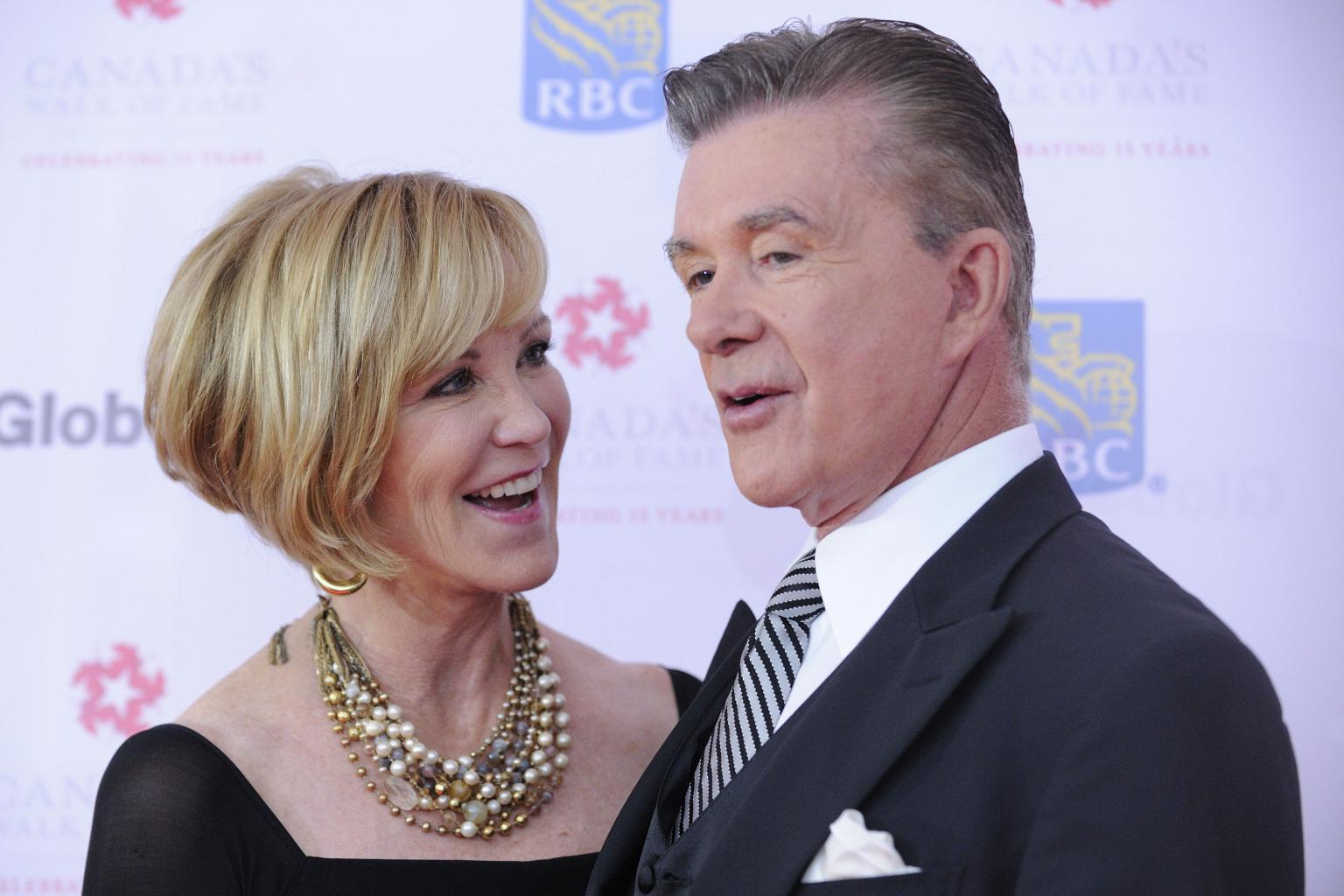 Joanna Kerns Pays Tribute To The Late Alan Thicke: He        Changed My Life Forever