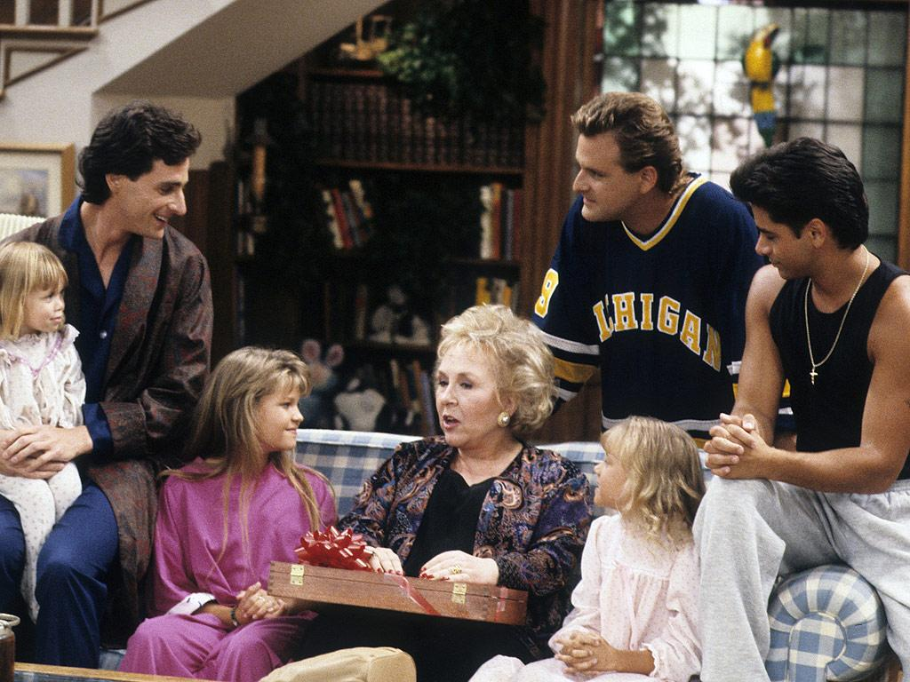 Jodie Sweetin Remembers Working With Doris Roberts on Full H