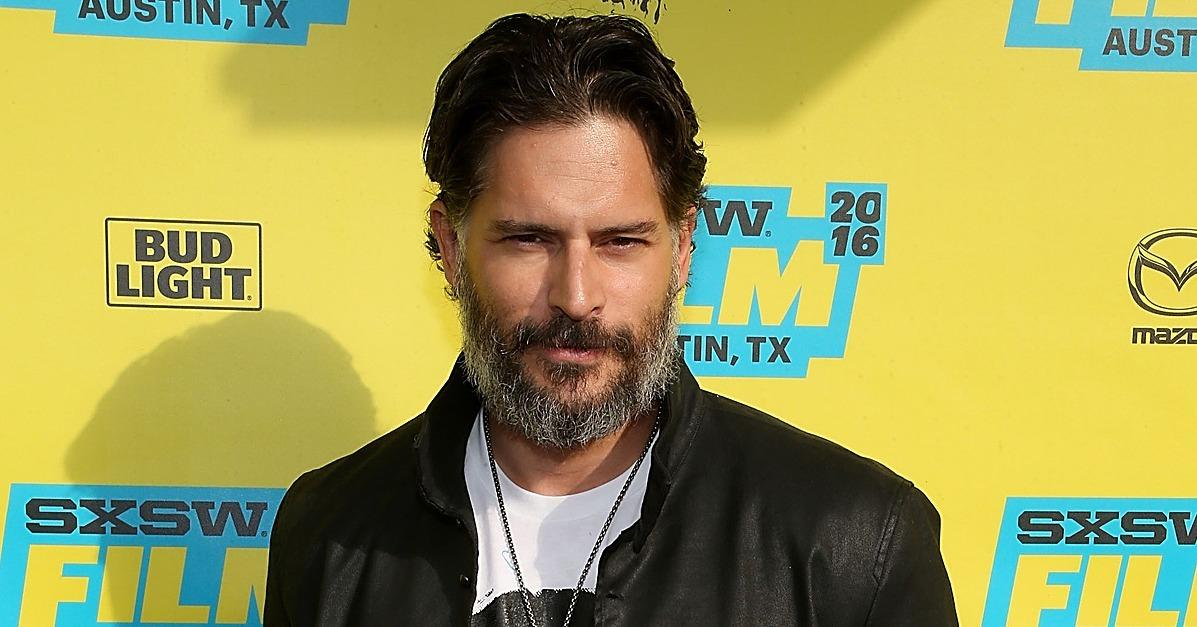 Joe Manganiello Has Reportedly Been Hospitalized With Append