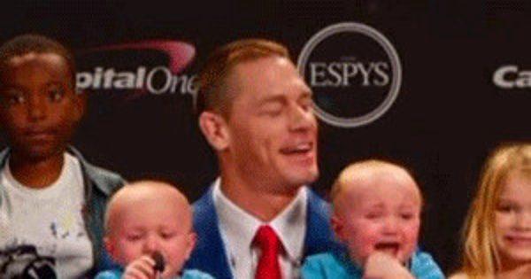 John Cena Brings the Funny While Hosting the 2016 Espy Awards