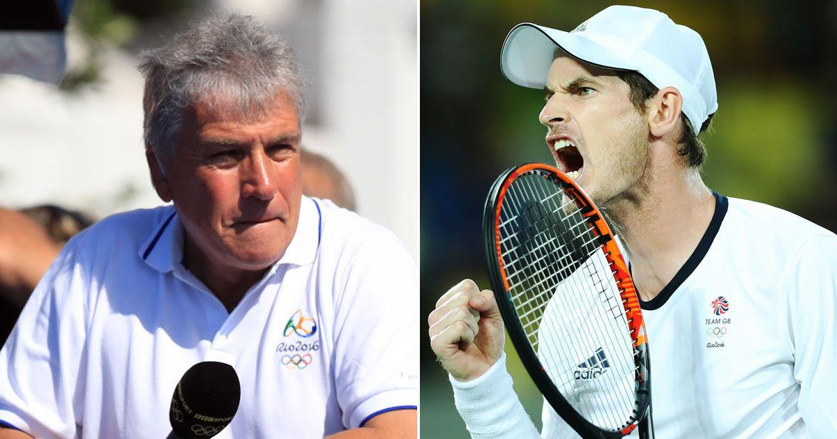 John Inverdale roasted by Andy Murray and Twitter after making BBC gaffe