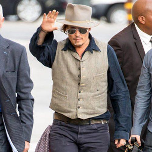 Johnny Depp Named Forbes' Most Overpaid Actor of 2015