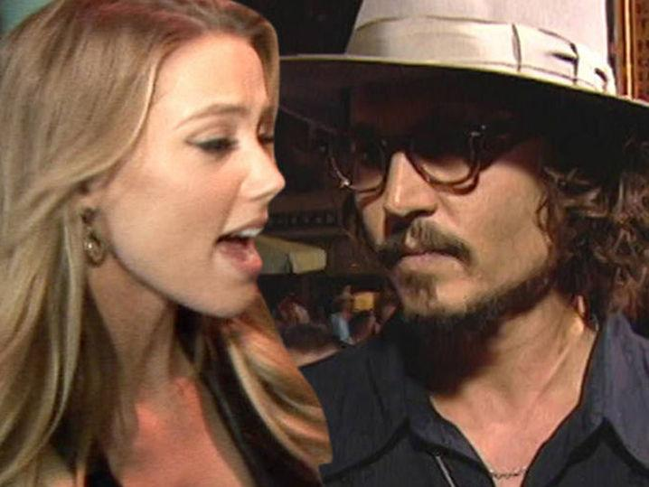Johnny Depp -- Slew of Witnesses in Amber Heard Trial ... And Secret Photo