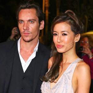 Jonathan Rhys Meyers and Fianc 'e Mara Lane Welcome a Baby Boy: Find Out His Unique Name
