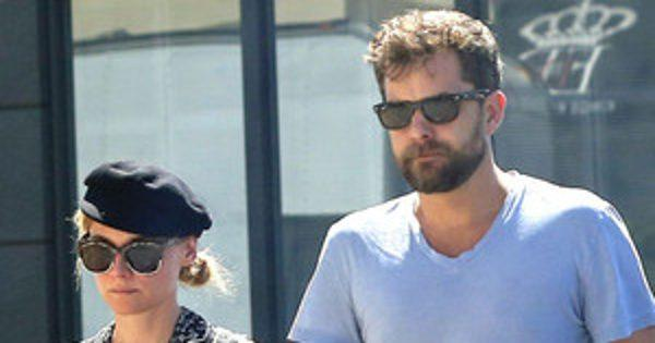 Joshua Jackson and Diane Kruger Reunite After Breaking Up