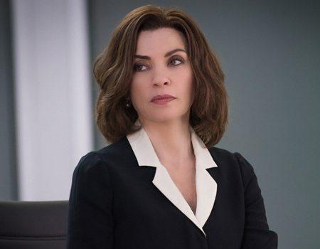 Julianna Margulies on the