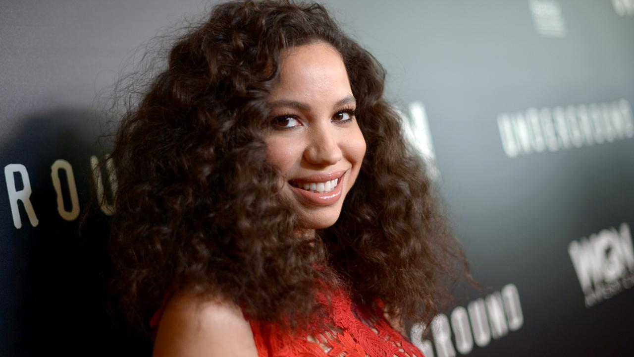 Jurnee Smollett-Bell Welcomes Baby Boy -- See the Sweet Pic!
