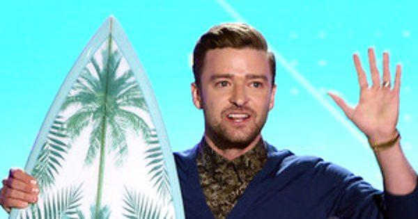 Justin Timberlake Shares Some Wisdom With Teen Choice Crowd While Accepting Decade Award
