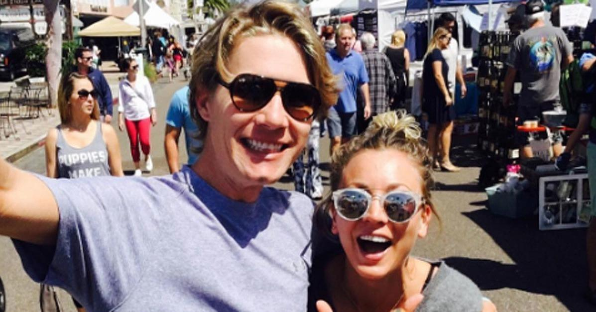Kaley Cuoco Is Not Just Horsing Around - There's a New Man in Her Life
