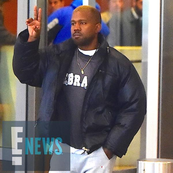 Kanye West Steps Out in New York City as New Details Emerge About the Future of His Saint Pablo Tour