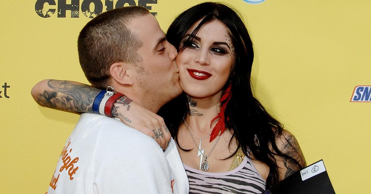 Kat Von D and Steve-o Have Broken Up
