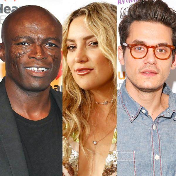 Kate Hudson, John Mayer and Seal Just Formed Your New Favorite Band