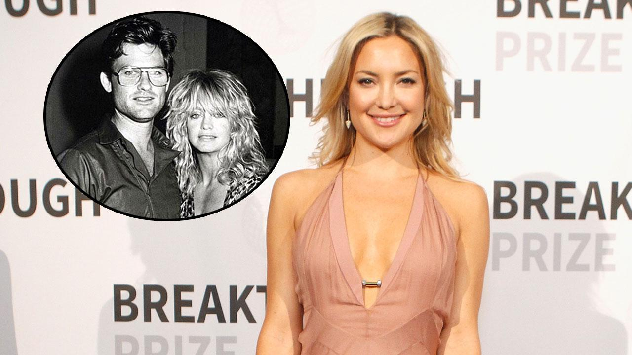 Kate Hudson Shares Sweet #Tbt Pic in Honor of Parents Goldie Hawn and Kurt Russell's 34th Anniversary