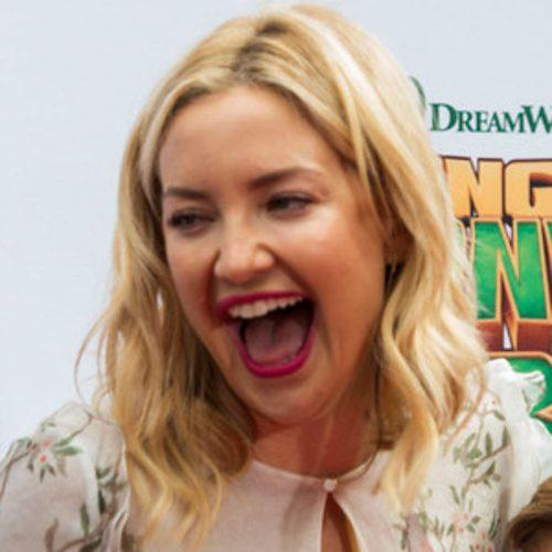 Kate Hudson's Sons Just Walked Their First Red Carpet