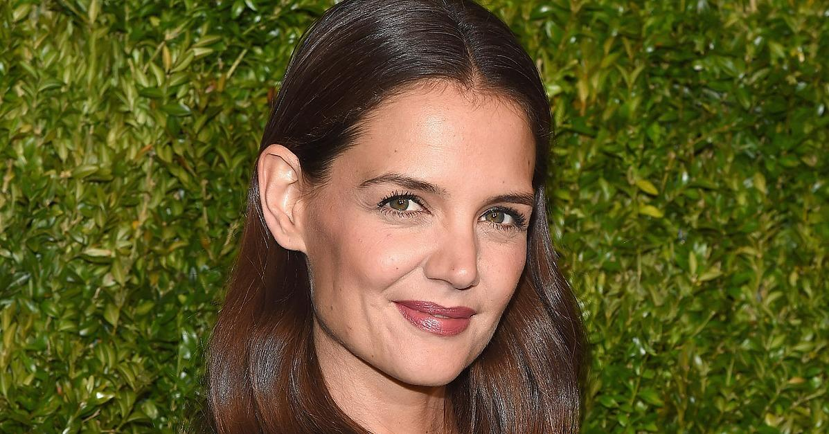 Katie Holmes Enjoys a Night Out on Daughter Suri Cruise's Bi