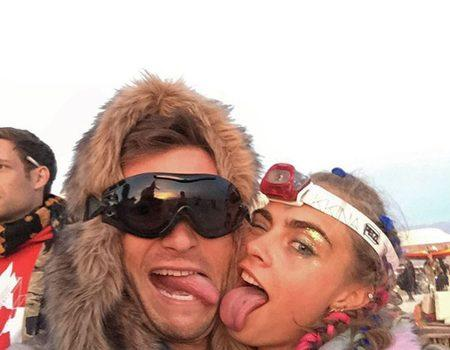 Katy Perry, Scott Eastwood, Cara Delevingne And More Celebrities Prove Burning Man Is the Place to Be this Labor Day Weekend