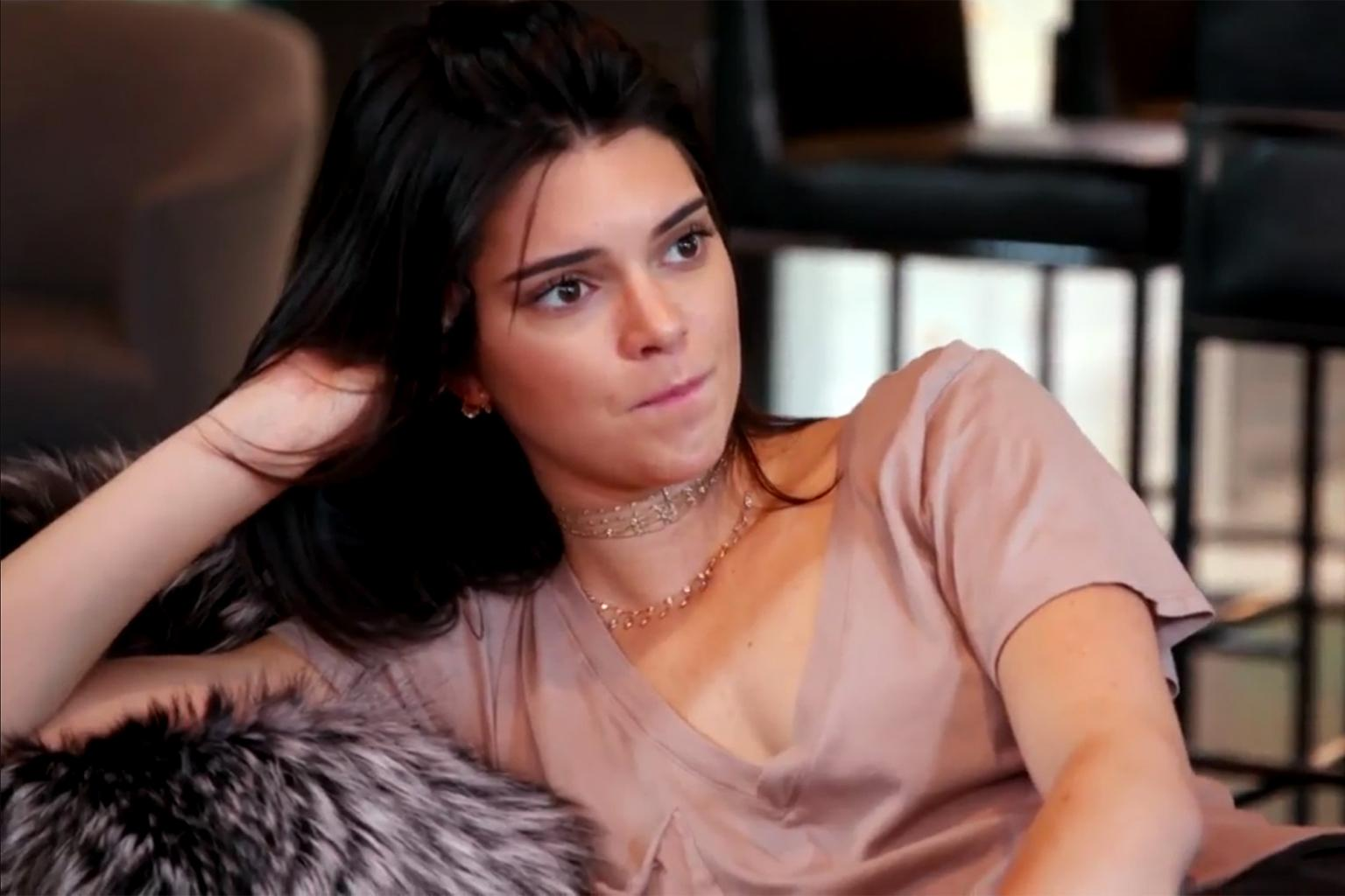 Kendall Jenner Recalls Being Hysterical & 'Crying' During Scary Run-in with Home Intruder