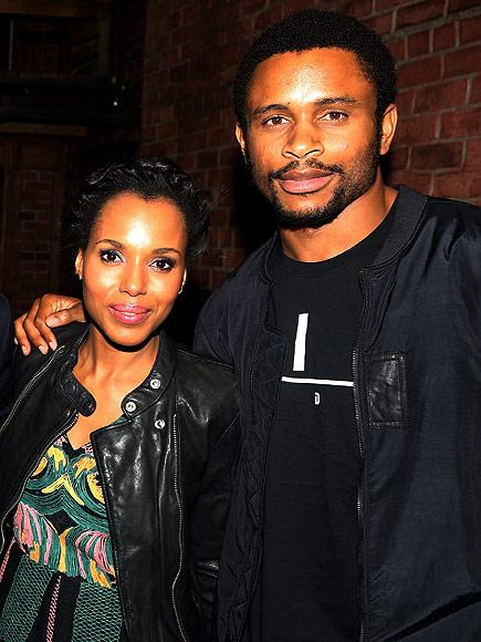 Kerry Washington on Ignoring Divorce Rumors: 'I Don't Refute