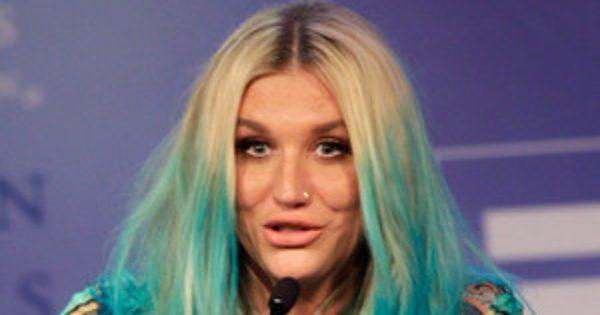 Kesha Gets Emotional and Talks Personal Turmoil While Being
