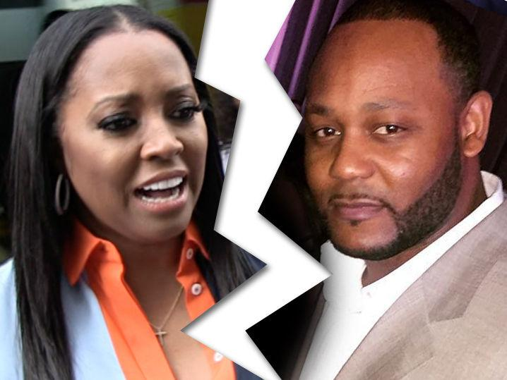 Keshia Knight Pulliam -- Husband Files for Divorce ... She's Pregnant and Pissed