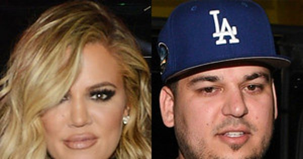 Khloe Kardashian Says Brother Rob Is ''Really Committed'' When He Hits the Gym