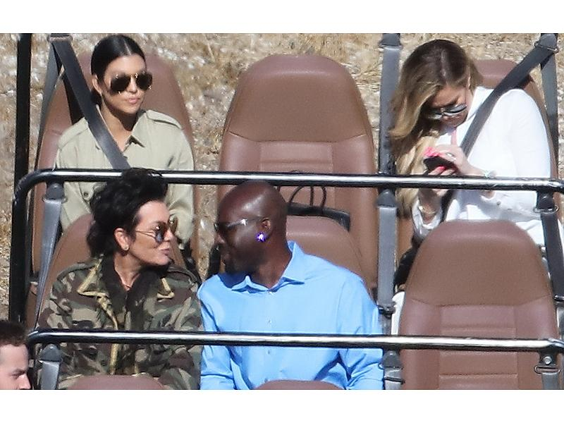 Kim and Khlo  Call Kourtney Kardashian's Relationship with Corey Gamble 'Inappropriate' and 'Weird'