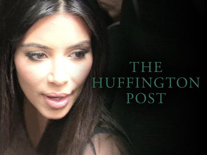 Kim Kardashian -- Apologize, Or I'll Sue You for Calling My Robbery Fake (Photo)