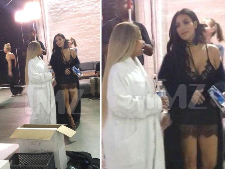 Kim Kardashian -- Let Me Show You How To Break The Internet, Chyna (Photo)