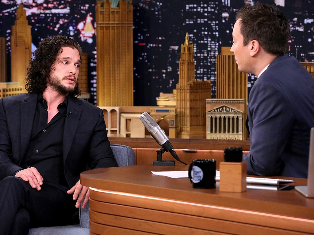 Kit Harrington Blabbed About Jon Snow's Fate to Get Out of a Ticket: 'Keep the Speed Down,' Lord Commander
