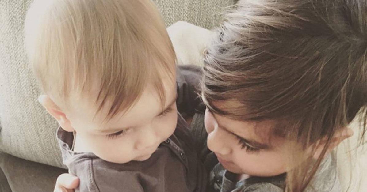 Kourtney Kardashian's Birthday Shout-Out to Her Boys Will Ma