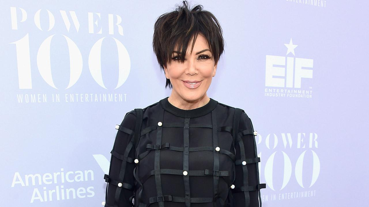 Kris Jenner Rings in 61st Birthday With Emoji From Kim Kardashian, Balloons From Rob and Blac Chyna
