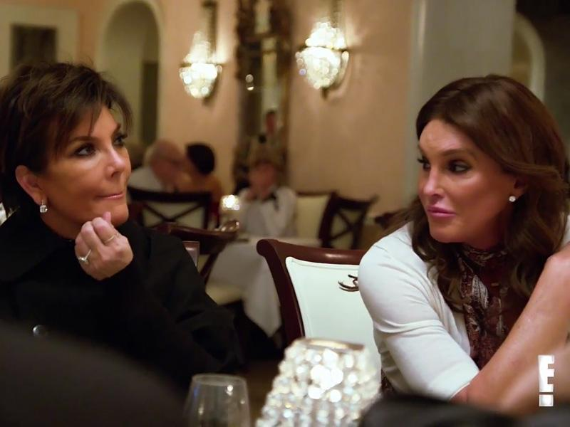 Kris Jenner Zings Caitlyn Jenner for Her Republican Politics