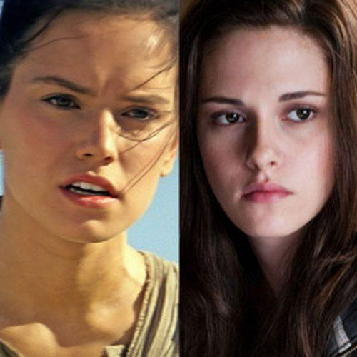 Kristen Stewart Gives Star Wars' Daisy Ridley Advice