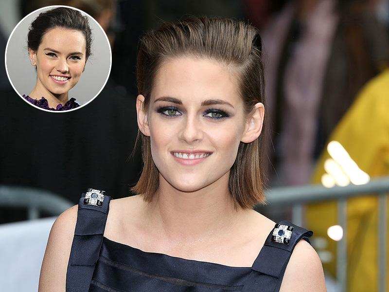 Kristen Stewart Shares Her Hollywood Advice for Star Wars: T