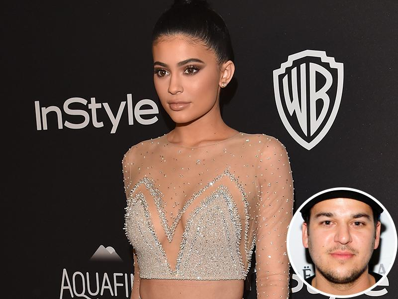Kylie Jenner Is 'Livid' Over Rob Kardashian Being Linked to
