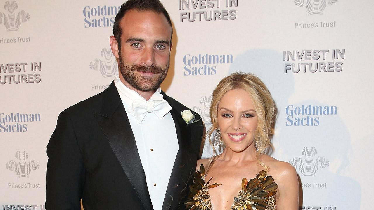 Kylie Minogue Splits from Fiance Joshua Sasse