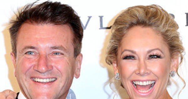Kym Johnson and Robert Herjavec Are Married!