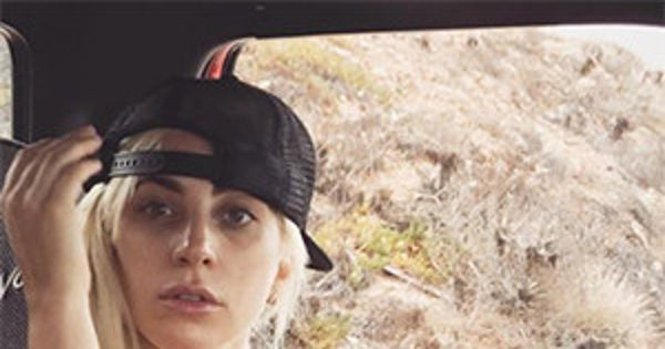 Lady Gaga Gets Pulled Over 2 Weeks After Getting Driver's License But...