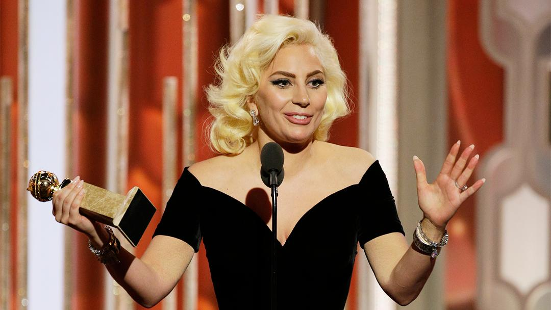 Lady Gaga Says Golden Globe Win for    American Horror Story '