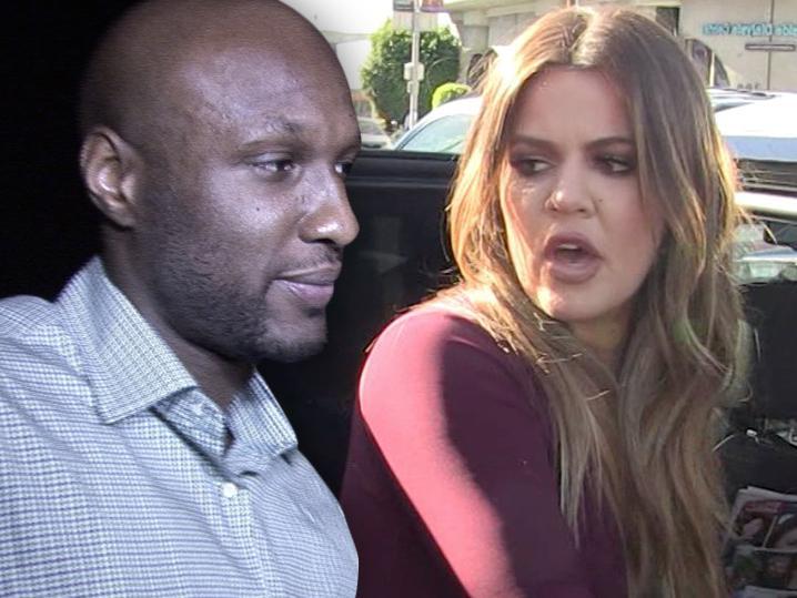 Lamar Odom -- Khloe Demanding Trip to Rehab ... He's Saying