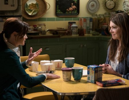 Lauren Graham Calls Gilmore Girls Revival Her