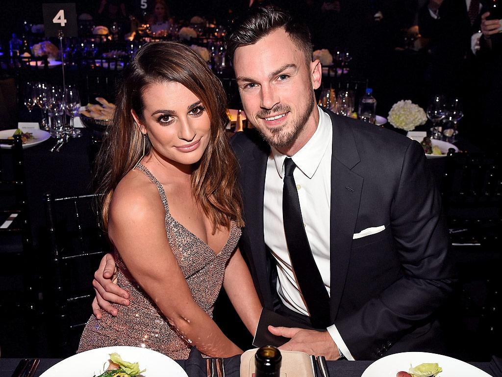 Lea Michele and Matthew Paetz Have Split